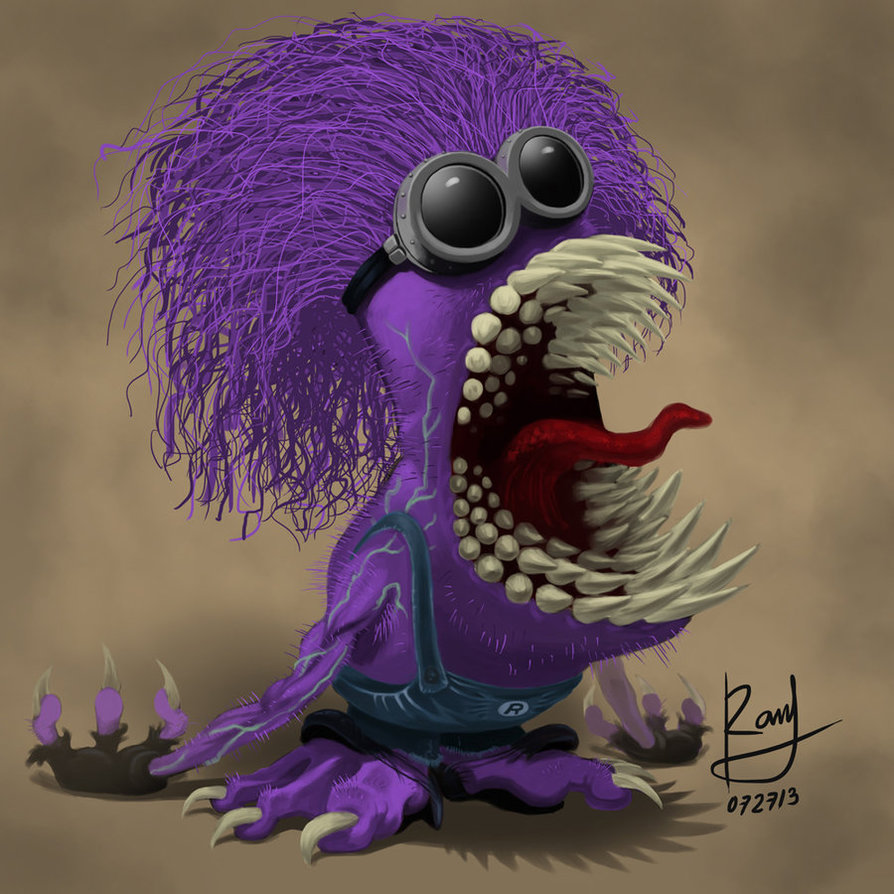 Wonderful 894x894 Evil Minion For FB By Bopet On DeviantArt