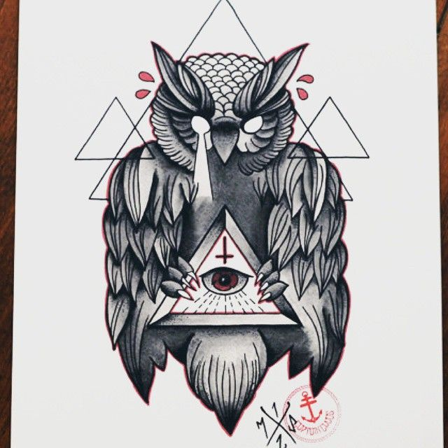 Evil Owl Drawing At Getdrawings Com Free For Personal Use Evil Owl