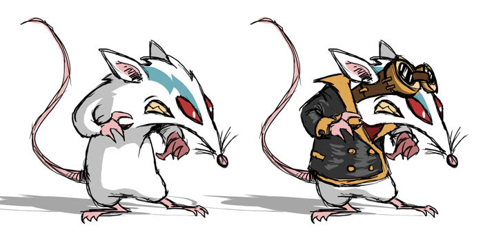 Evil Rat Drawing at GetDrawings.com | Free for personal ...