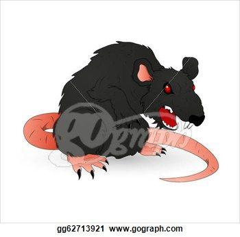 350x346 Evil Rats Drawing Evil Cartoon Rats Halloween Stuff I Have