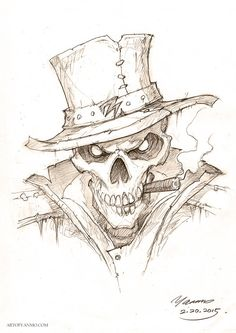236x333 Evil Skull Drawing Drawing Ideas Tattoo, Drawings