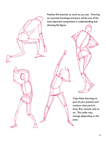 360x480 Gesture Drawing By Josh Reed On Ibooks