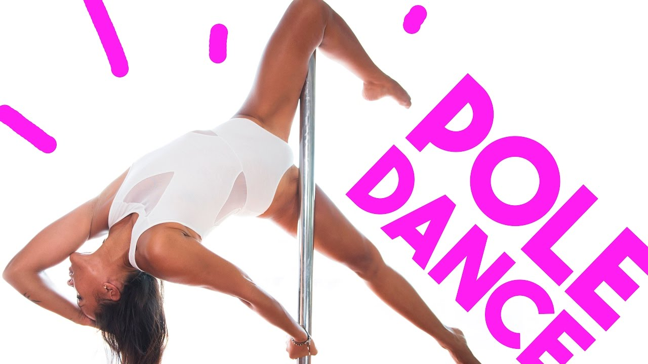 1280x720 Sexy Pole Dance Adina Rivers