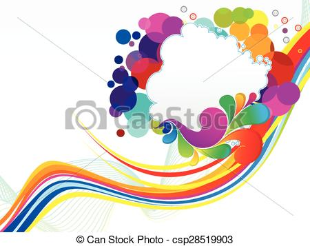 450x357 Abstract Colorful Explode Background.eps. Abstract Colorful