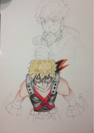 320x455 Explosive Drawings On Paigeeworld. Pictures Of Explosive