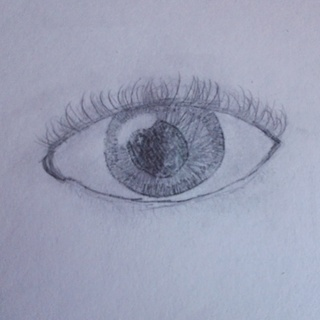 320x320 How To Draw An Eye (Updated) 15 Steps