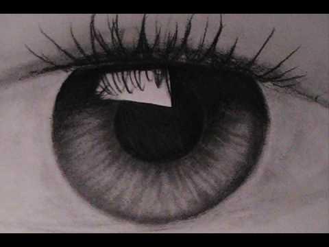 480x360 How To Draw Iris Amp Eye Tutorial