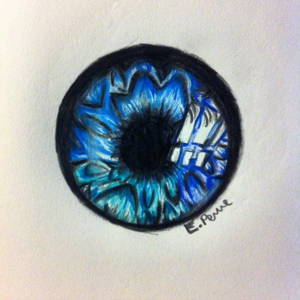1024x1024 Iris {Eye} Drawing Tutorial (Easy) Artytigers