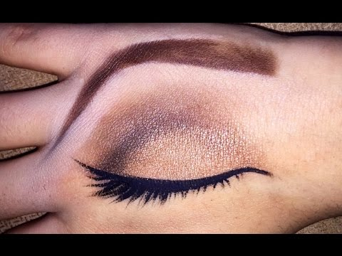 480x360 Eye Makeup On Hand!