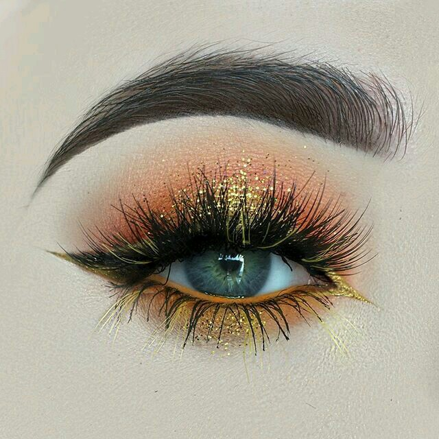 640x640 Make Up Makeup And Orange