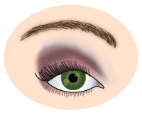 200x162 Eyeshadow Application