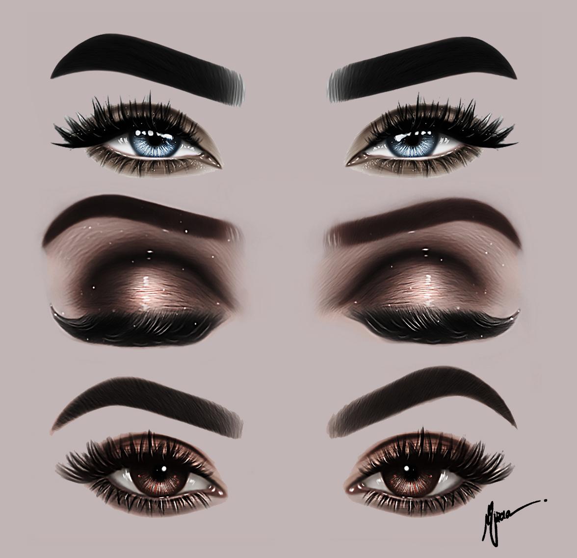 1176x1137 Eyes Negrila Mircea