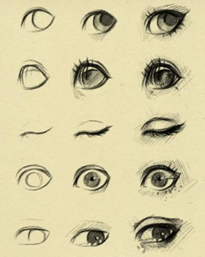 700x875 245 Best How To Draw Eyes Images On Drawing Ideas