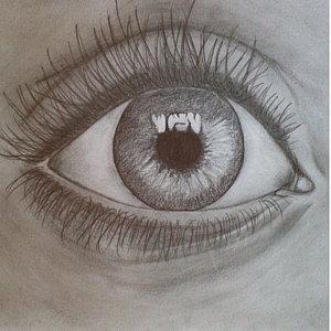 300x300 Eyeballs Drawings