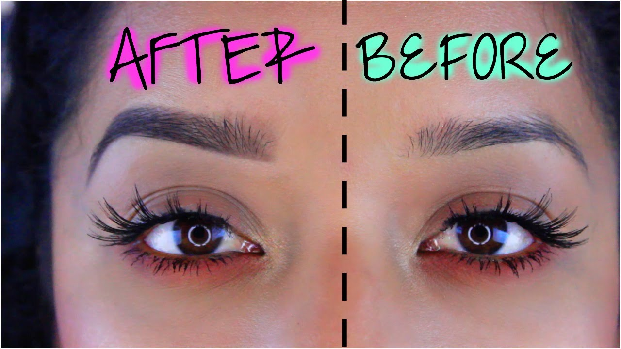 1280x720 How To Get Your Eyebrows On Fleek