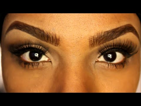 480x360 How On Fleek (Thick Brow Trend)