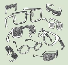 236x227 Pro Glasses Technical Drawings
