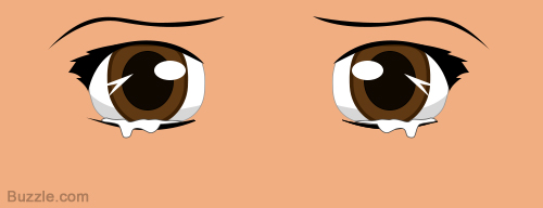 500x192 Step By Step Instructions For Beginners To Draw Anime Eyes