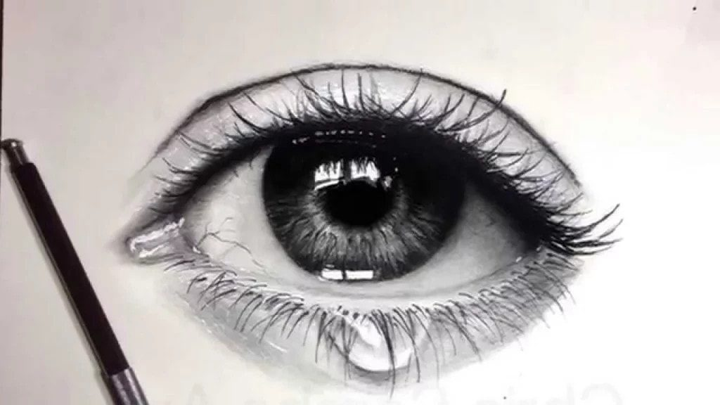 1024x576 Follow This Guide To Sketch The Perfect Eye