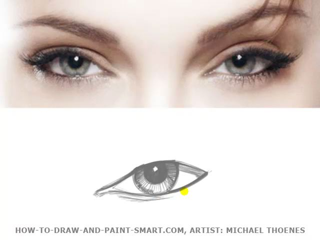 640x480 How to Draw Eyes