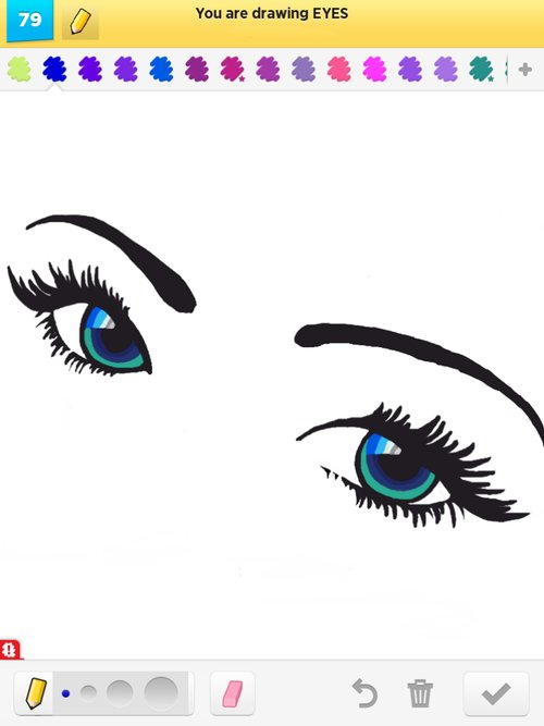 500x667 Eyes Drawings