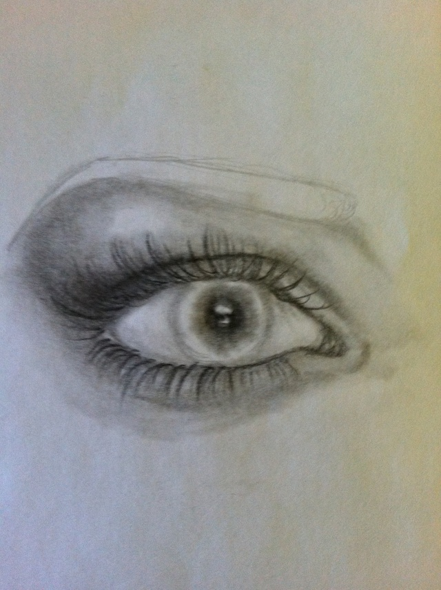 640x857 How To Draw Eyes