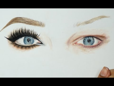 480x360 Power Of Makeup Inspired Drawing Nikkietutorial's Eyes