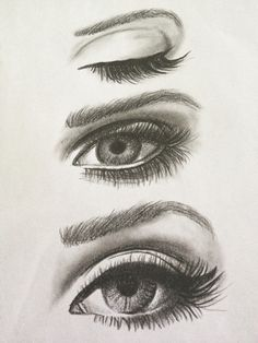 236x314 Art, Beautiful, Black, Silly, Eyes, Cute, Drawing, Tumblr, White