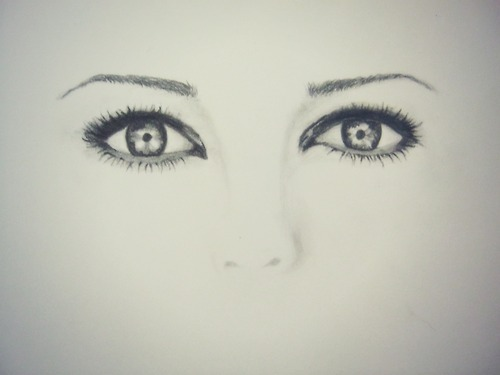 500x375 Eye Drawing Tumblr Uploaded By N On We Heart It
