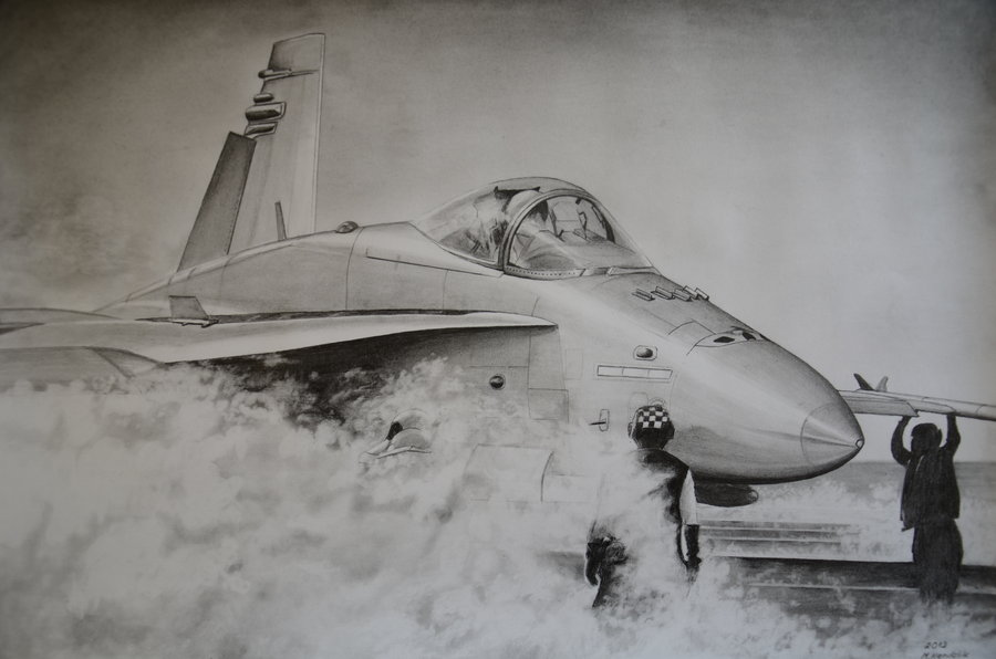 F 18 Drawing at GetDrawings com | Free for personal use F 18 Drawing