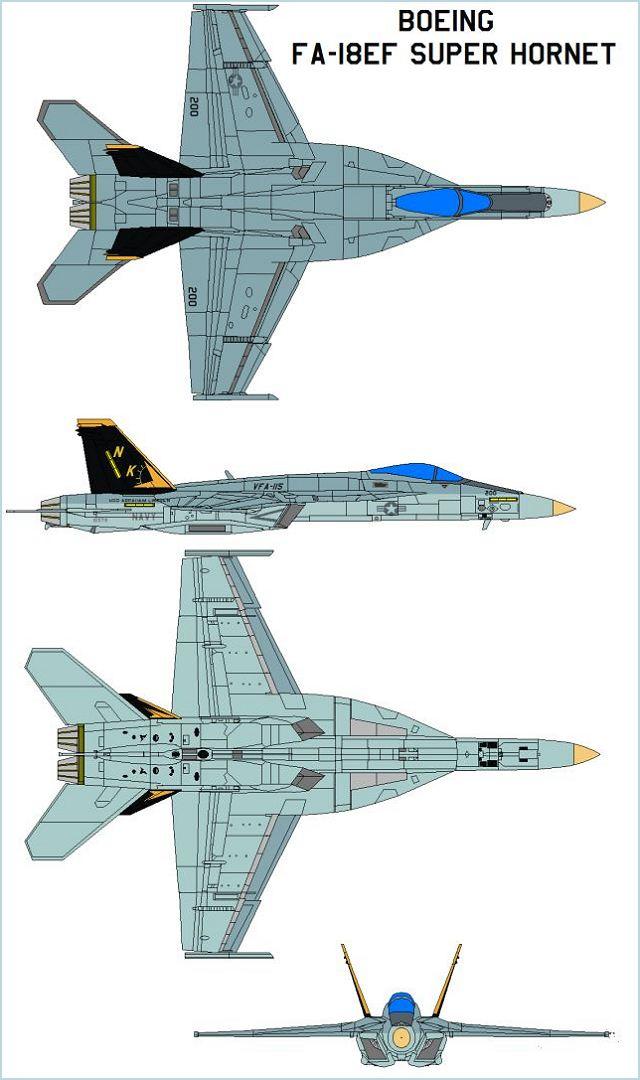 640x1080 Fa 18 Fa 18e Fa 18f F 18 Fa 18 Super Hornet Boeing Multirole