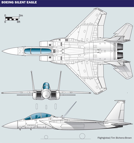 445x476 Boeing F 15se Silent Eagle Thai Military And Asian Region