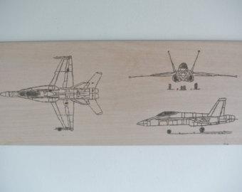340x270 F18 Hornet Etsy