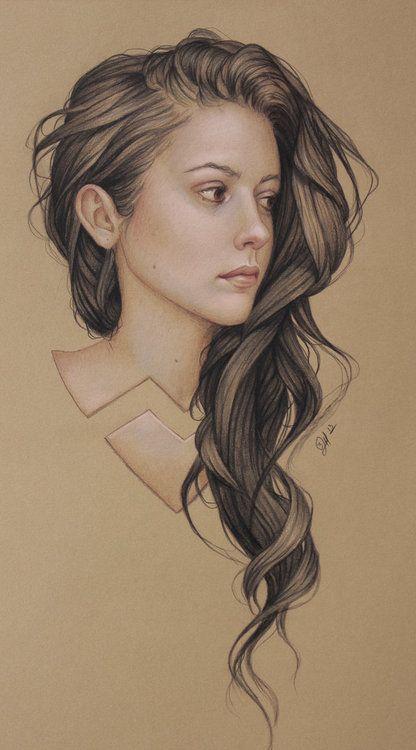416x750 Illustration By Jennifer Healy Female Figureform