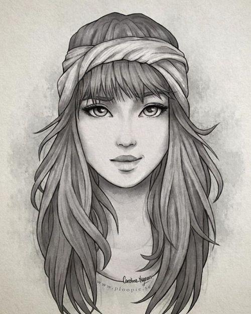 500x625 Resultado De Imagem Para Draw Faces Tumblr Witchy Art Ideas