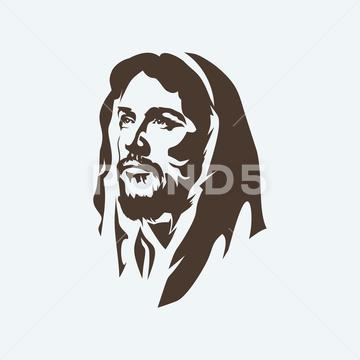 360x360 Face Of Jesus Stock Images Page Everypixel