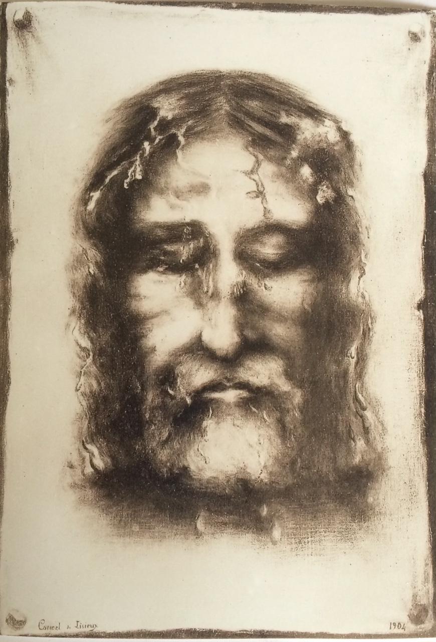 870x1280 Sr. Genevieve Of The Holy Face Illumina Domine Blog Devotion