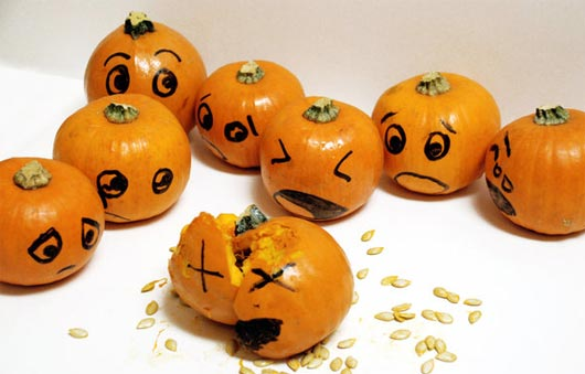 530x339 cute pumpkin drawings drawn pumpkin fun halloween pencil and in