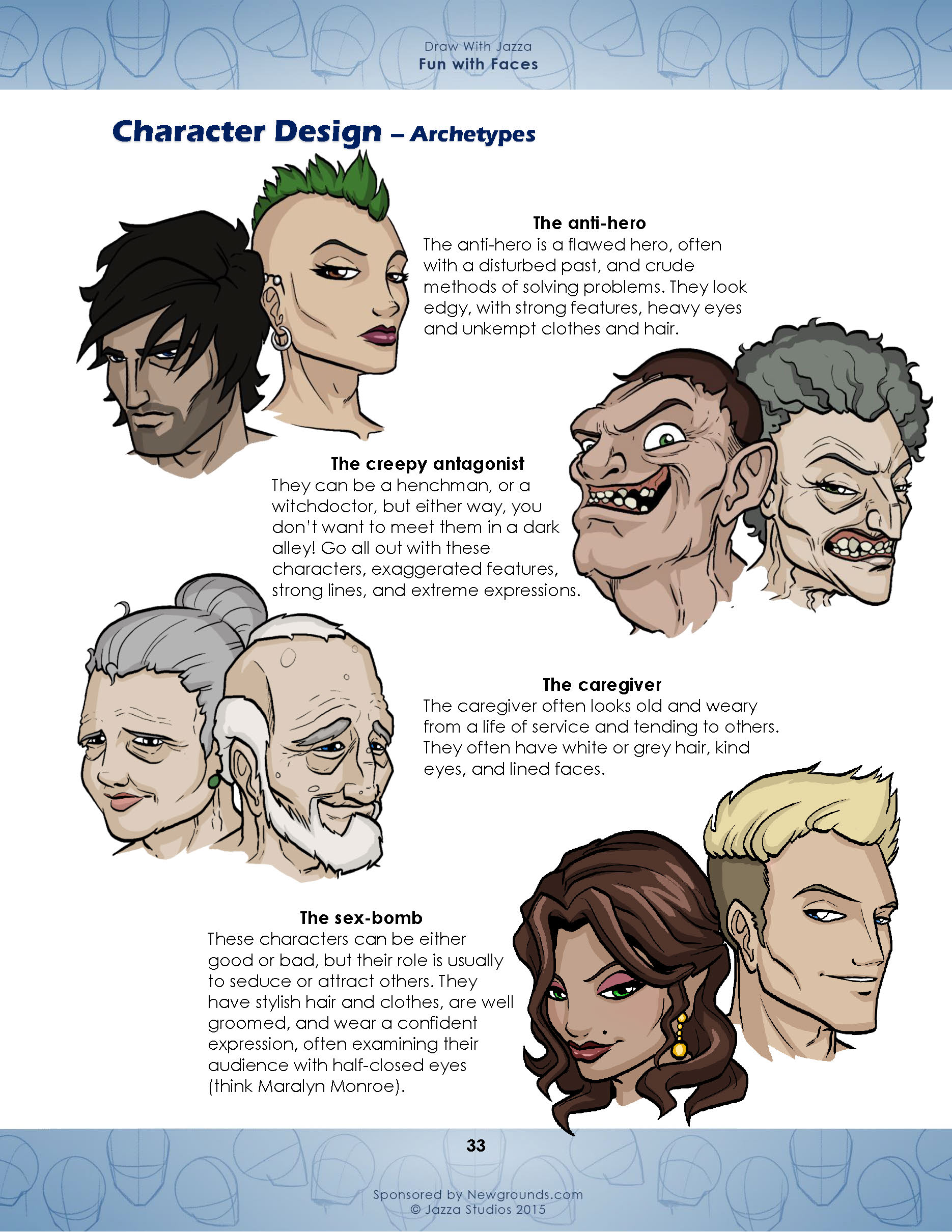 Face Reference Drawing at GetDrawings.com | Free for personal use ...
