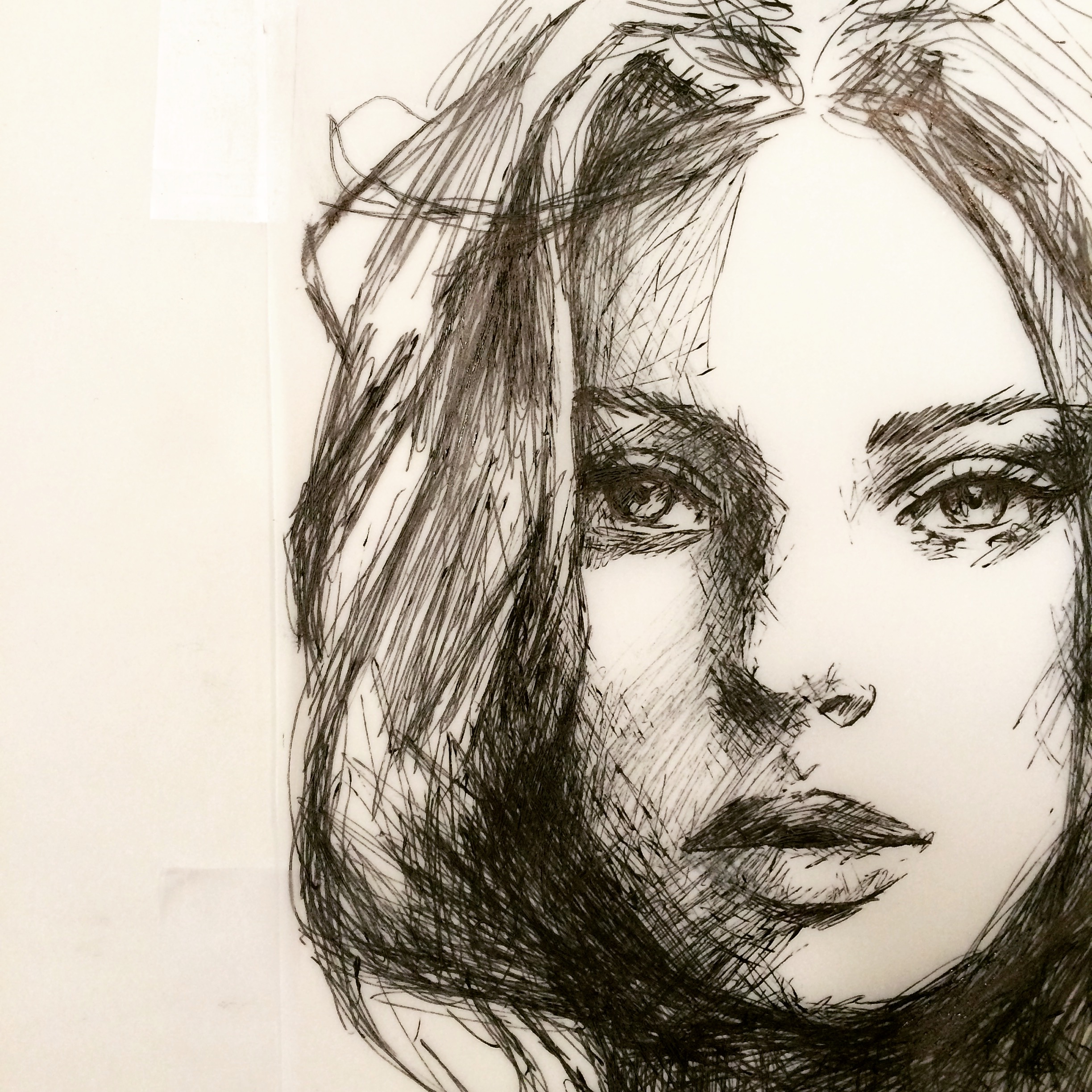 2447x2447 Frejahughes20 Faces Art