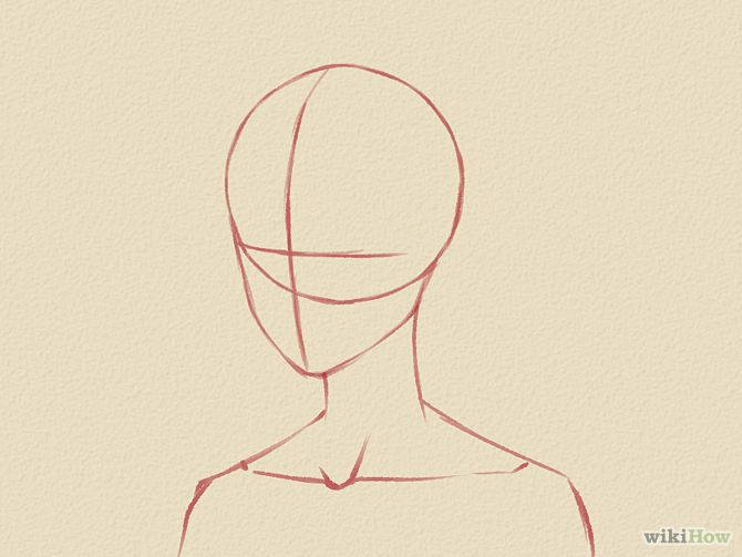 face template for drawing at getdrawings com free for personal use