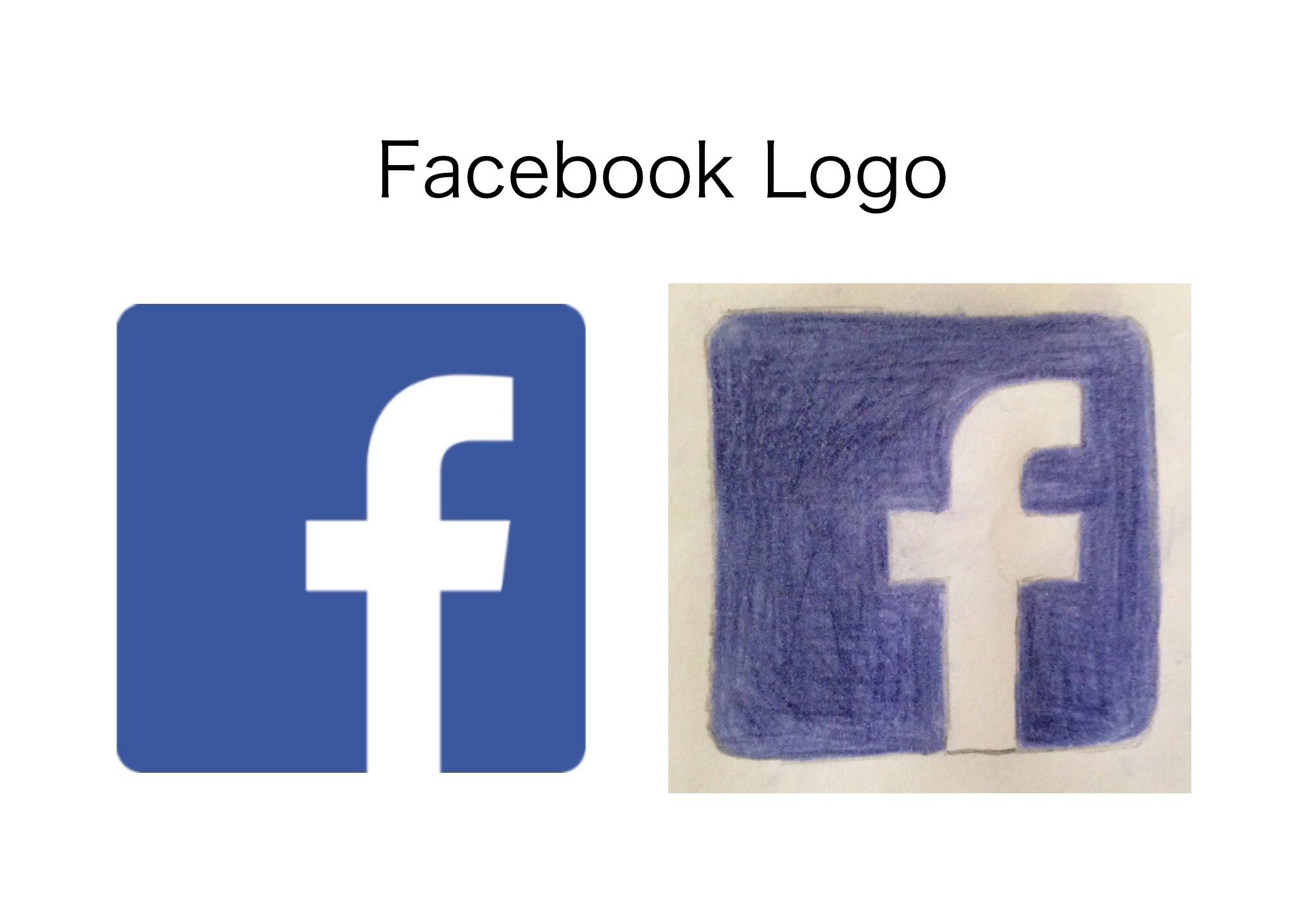 2048x1401 Facebook Logo Drawing