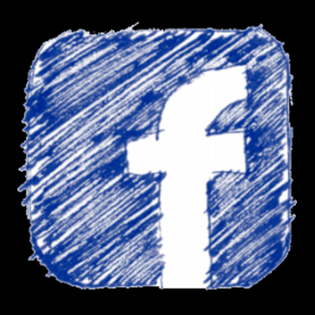 451x450 Facebook Icon Urock Recycled Clothing + Life