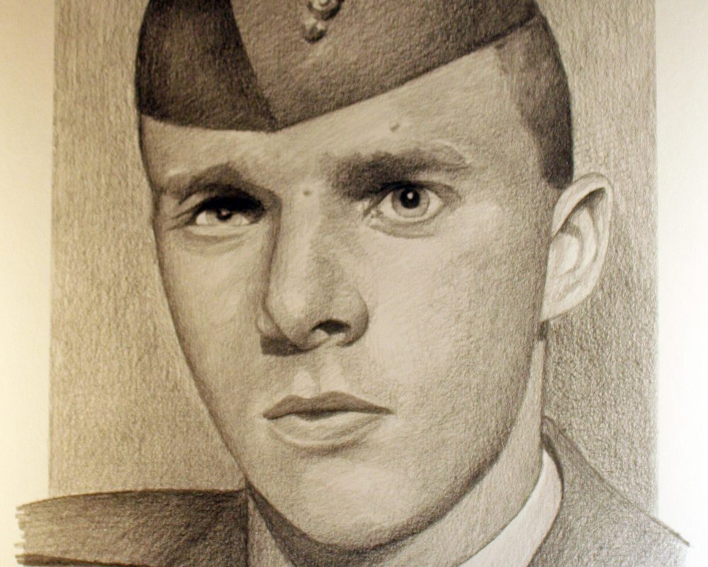 1000x802 After 13 Years, Artist Still Drawing Faces Of Dead Soldiers