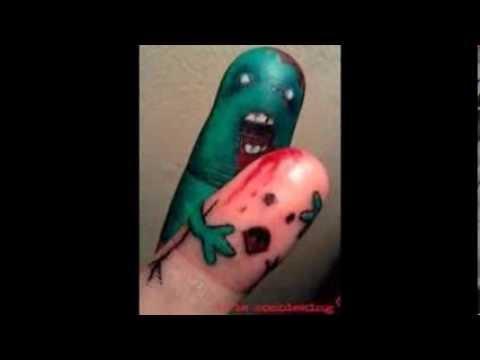 480x360 Best Finger Faces)