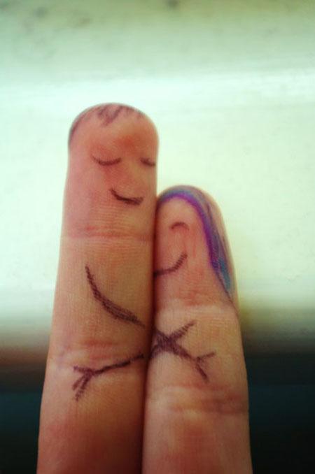 450x678 Funny Finger Faces! Smosh