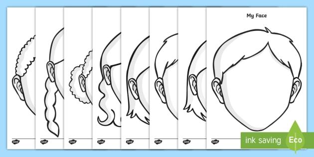 630x315 Faces Templates