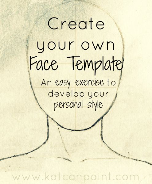 495x600 How To Develop Your Personal Style With A Face Template Cloth