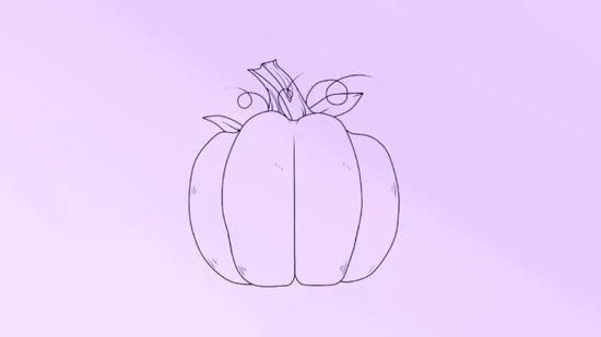 550x309 Pumpkin Drawing Drawing Pumpkin Faces Templates Ladyroom.club