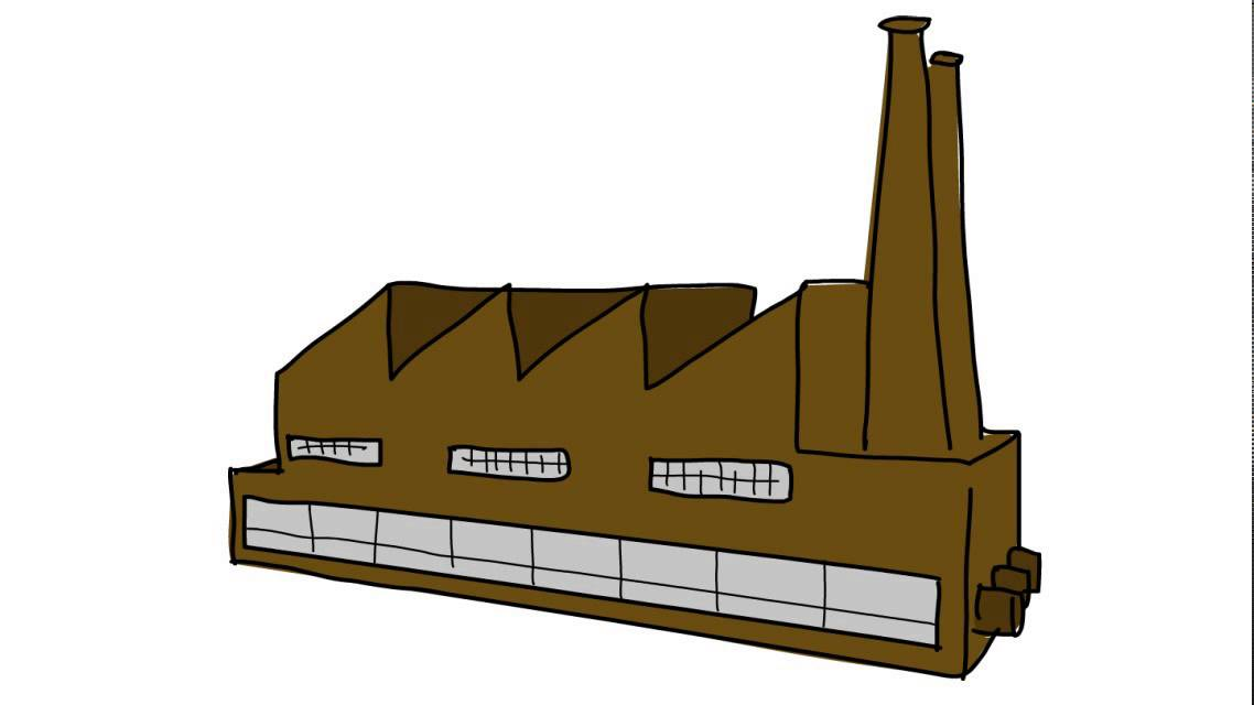 1138x640 How To Draw A Factory